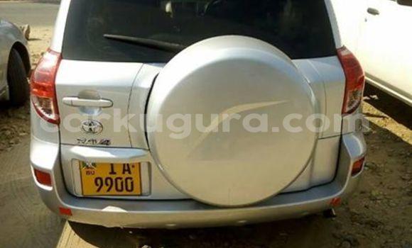 Acheter Voiture Toyota RAV4 Gris à Mairie en Bujumbura