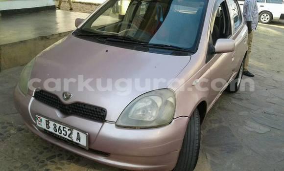 Acheter Voiture Toyota Vitz Autre à Mairie en Bujumbura