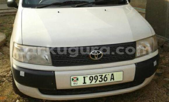 Acheter Voiture Toyota Probox Blanc à Mairie en Bujumbura